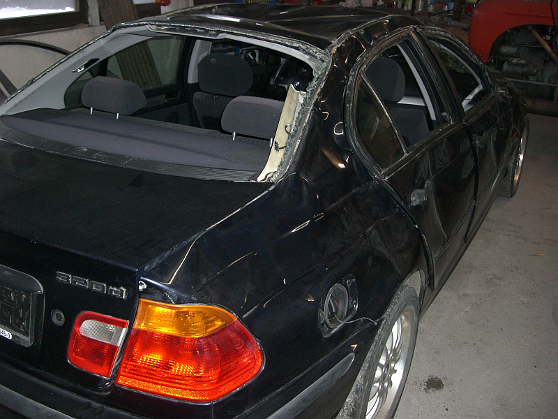 BMW 320D 001